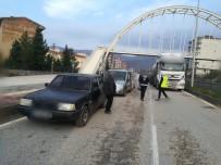 KIRMIZI IŞIK - Mardin Trafiğine Dronlu Takip