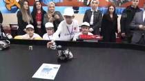 Öğrenciler Robotlarını Yeni Sınıflarında Üretecek