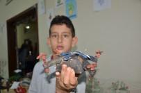 AHMET YıLMAZ - Öğrenciler Şekerpancarından Drone Yaptı
