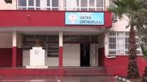 ONARIM ÇALIŞMASI - Okulun İstinat Duvarı Çöktü