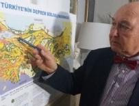 MARMARA EREĞLISI - Prof. Dr. Övgün Ahmet Ercan: 'İstanbul'dan önce İmralı'da deprem bekliyorum!'