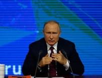 Putin: ABD'nin Suriye'den çekildiğine dair emare yok