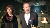 SANAT ESERİ - Sanat Eserine Dönüşen Baretler Başkent'te Sergilendi