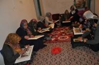 Sincik'te Filografi Kursu Kadınlara Gelir Kapısı Oldu
