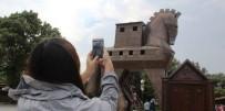 KEMAL DOKUZ - Troya Milli Parkı'na Ziyaretçi Akını