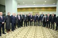 Vali Ali Hamza Pehlivan Bayburt Üniversitesi Kalkındırma Vakfı Onur Üyesi Oldu