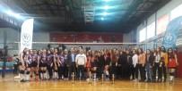 FARABI - Voleybol'da Gölyaka Anadolu Lisesi Şampiyon