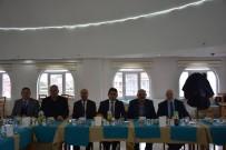 NURULLAH KAYA - Yalova İl Genel Meclis Üyelerinden Başkan Bozkurt'a Ziyaret