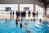 YENİMAHALLE BELEDİYESİ - Yüzme Bilmeyen Kalmasın Projesi'ne Yenimahalle'den Tam Destek