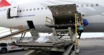 CENAZE ARACI - 511 Cenaze Uçakla Son Yolculuklarına Uğurlandı