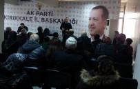 AK Parti Kırıkkale Seçim Hazırlıklarını Sürdürüyor
