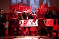 ATATÜRK ANITI - Atatürk'ün Edirne'ye Gelişinin 88. Yıldönümü Anma Etkinlikleri