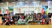 ŞEHITKAMIL BELEDIYESI - Basketbol Kurtuluş Kupası Heyecanı Parke Üzerinde Yaşandı