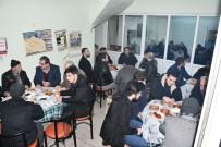 SÜLEYMANIYE - Bereket Sofrası Süleymaniye Cami'inde Kuruldu