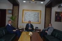 AHMET MISBAH DEMIRCAN - Beyoğlu Belediye Başkanı Demircan'dan Vali Atik'e Ziyaret