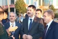 ABDULLAH ERIN - Çevre Ve Şehircilik Bakanı Kurum Şanlıurfa'da