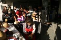 Devrek Halk Eğitimi Merkezi Tarafından Su Kabağı İşleme Kursu Açıldı