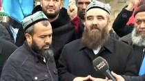 SOYKıRıM - Doğu Türkistan İçin Yürüyen Grup Düzce'de