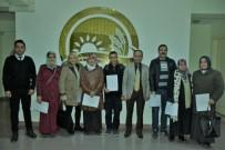 Eğitim Katılım Belgeleri Verildi