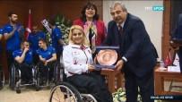 TEKERLEKLİ SANDALYE BASKETBOL - Engelleri Aşmak Sempozyumu TRT Spor'da Yer Aldı
