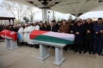 AHMET DAVUTOĞLU - Filistin'in İstanbul Başkonsolosu El-Hatip, Son Yolculuğuna Uğurlandı