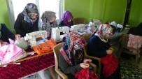 Gercüş Halk Eğitim Merkezinin Açtığı Kurslara Kadınlardan Yoğun İlgi