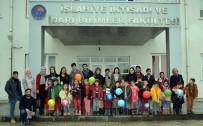 ŞEHİT UZMAN ÇAVUŞ - İslahiye İİBF Öğrencilerinden 'Kardeş İlkokul İle Kardeş Üniversitesi' Projesi