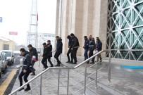 Kars'ta 207 Bin TL'lik Malzeme Çalan Hırsızlar Yakalandı