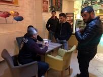 Kaynarca'da Polis Açık Alanlarda Ve Mekanlarda Denetim Yapıldı