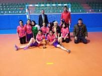 DAMAT İBRAHİM PAŞA - Liseler Arası Hentbol Şampiyonası Sona Erdi
