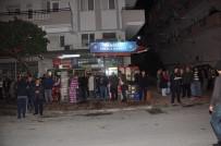OTURMA ODASI - Manavgat'ta Ev Yangını Korkuttu