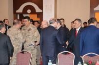 TERÖR OPERASYONU - Şanlıurfa'da Bölge Güvenlik Toplantısı Düzenleniyor