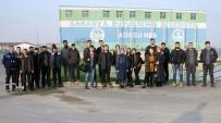 SAPANCA GÖLÜ - Stajer Öğrenciler SASKİ Tesisini Gezdi
