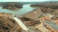 Sulakyurt Sulama Barajı Tamamlandı