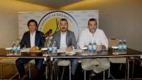 MUSTAFA ALPER - YÖRSİAD'da Yeni Başkan Aykut Ege Oldu