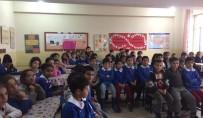 Ağrı'da Öğrencilere Yeterli Ve Dengeli Beslenme Eğitimi