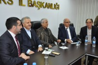 AK Parti Kars'ta Yerel Seçim Startı Verdi