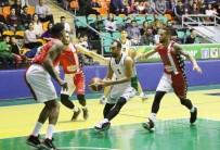 BANVIT - Akhisar Belediyespor, Evinde Banvit Kırmızı'ya Mağlup Oldu