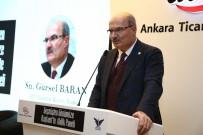 TÜRKIYE ESNAF VE SANATKARLAR KONFEDERASYONU - ATO'da 'Geçmişten Günümüze Başkentte Ahilik' Paneli