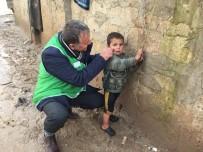 Babusselam Mülteci Kampına, İnegöl'den 5 Tır Yardım