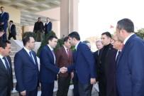 SELAHADDIN - Bakan Kurum Açıklaması 'Sahil Şeridindeki Yalılar İmar Barışı Kapsamında Değil'