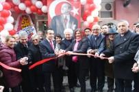 Başkan Çerçioğlu ADD Yenipazar Şubesi'nin Açılışına Katıldı