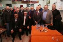 KAMULAŞTIRMA - Başkan Kazım Kurt, Osmangazi Mahallesi'nde Vatandaşlarla Buluştu