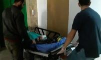FÜNYE - Çocukların Elinde Fünye Patladı Açıklaması 5 Yaralı