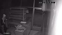 Fırını Soyan Hırsız Yakalandı