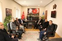 ORMAN İŞLETME MÜDÜRÜ - Genel Başkan Türkyılmaz Düzce'de Mühendislerle Bir Araya Geldi