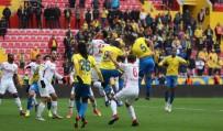 ALİHAN - Göztepe Ankaragücü'nü 3-0'La Geçti