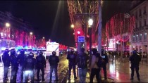 BIBER GAZı - GÜNCELLEME 3 - Fransa'da Sarı Yeleklilerin Gösterileri