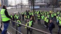 ROTTERDAM - Hollanda'da Sarı Yelekliler Hükümeti Protesto Etti