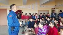TRAFİK KURALLARI - Jandarma Köy Okullarında 'Trafik Dedektifleri' Yetiştiriyor